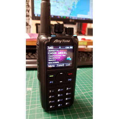 Anytone AT-D878UV DMR Dualband 3100 mAh